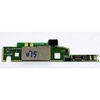 Sony Xperia M4 - Doska Nabíjania + Mikrofón + Nabíjací Konektor + Anténa