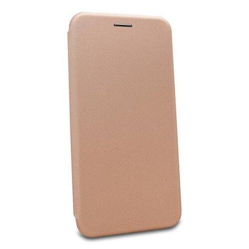 Puzdro Viva Elegance Book Samsung Galaxy S10e G970 - zlato-ružové