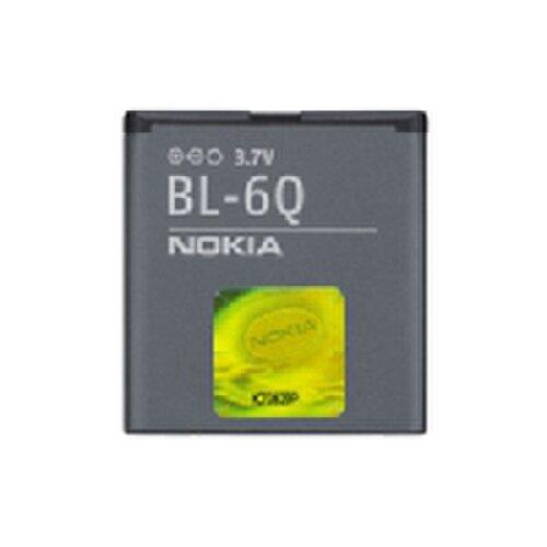 Batéria Nokia BL-6Q Li-Pol 970mAh (Bulk)
