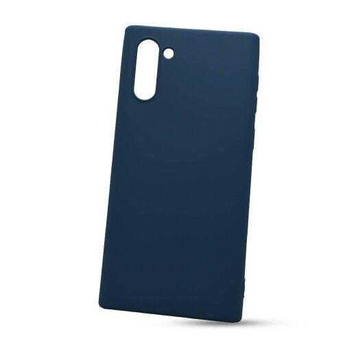 Puzdro Liquid Lite TPU Samsung Galaxy Note 10 N970 - modré