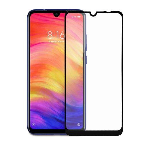 Ochranné sklo 6D Glass 9H Huawei P Smart 2019/Honor 10 Lite celotvárové (full glue) - čierne (testované)