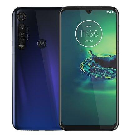 Motorola Moto G8 Plus 4GB/64GB Dual SIM, Modrá - SK distribúcia