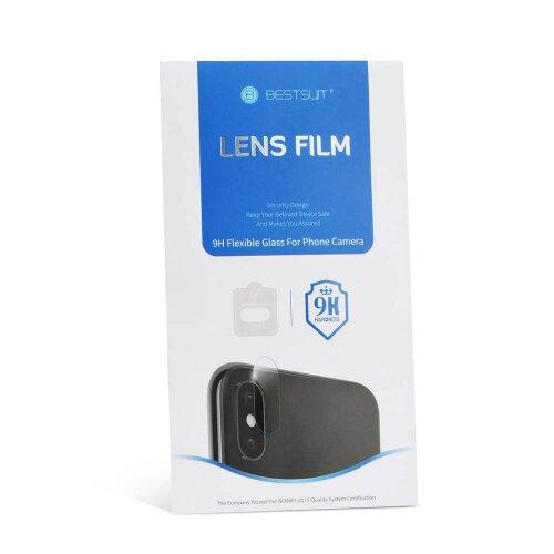 Ochranné sklo Forcell Flexi Nano 9H na fotoaparát Samsung Galaxy S9+ G960