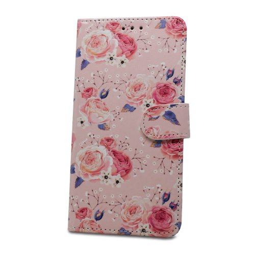 Puzdro Flower Book Xiaomi Redmi Note 8 Pro - kvety