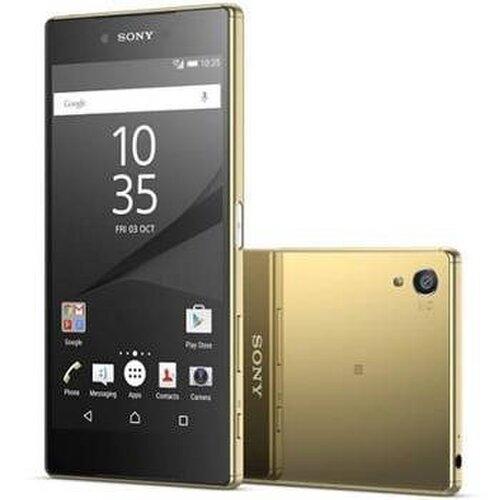 Sony Xperia Z5 Premium Zlatý - Trieda B