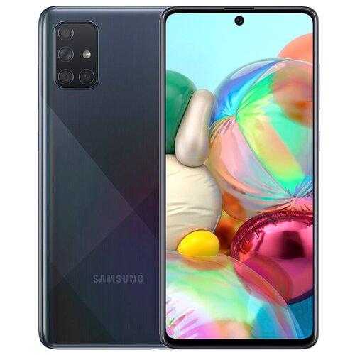 Samsung Galaxy A71 6GB/128GB A715 Dual SIM, Čierna - SK distribúcia