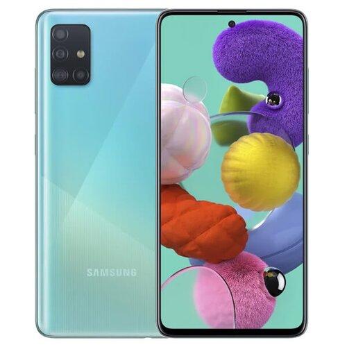 Samsung Galaxy A51 4GB/128GB A515 Dual SIM, Modrá - SK distribúcia