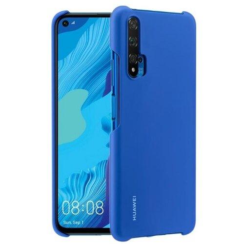 Huawei Original Protective Kryt pro Nova 5T Blue