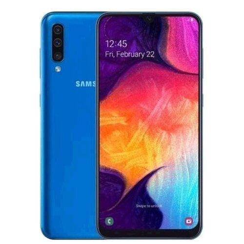 Samsung Galaxy A50 A505F 4GB/128GB Dual SIM Modrý