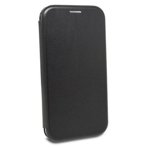 Puzdro Elegance Book Samsung Galaxy A71 A715 - čierne