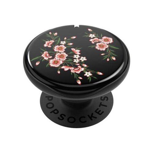 Original PopSocket Pink Blossom (vstavané zrkadielko)