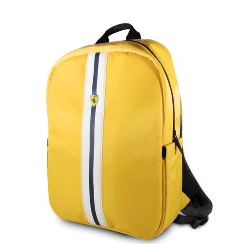 "FESPIBP15YE Ferrari On Track USB BackPack 15"" Yellow (EU Blister)"