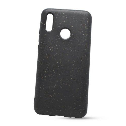 Puzdro Eco TPU Xiaomi Redmi Note 8 Pro - čierne (plne rozložiteľné)