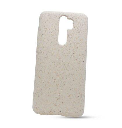 Puzdro Eco TPU iPhone XR - biele (plne rozložiteľné)