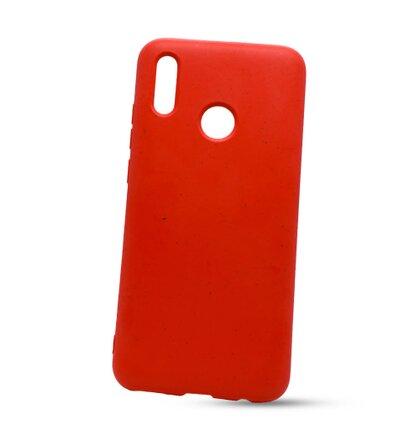 Puzdro Eco TPU Samsung Galaxy S10+ G975 - červené (plne rozložiteľné)
