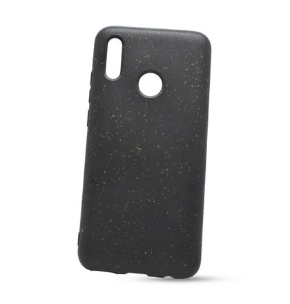 Puzdro Eco TPU iPhone 11 Pro Max (6.5) - čierne (plne rozložiteľné)