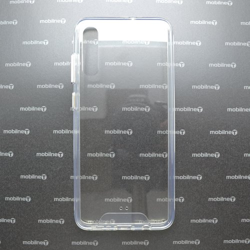 Plastový kryt Armor Samsung Galaxy A70 priehľadný