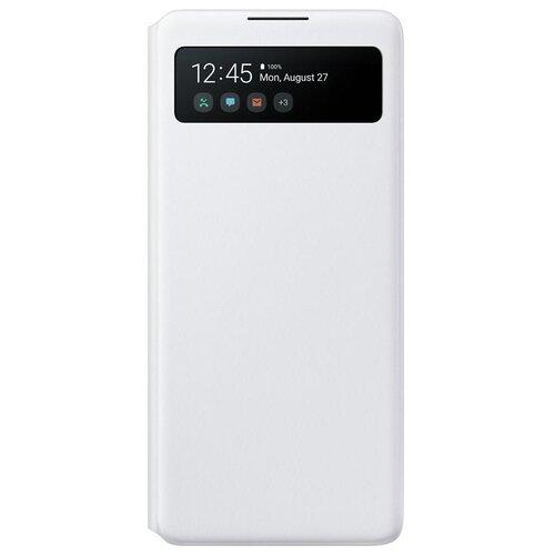 EF-EN770PWE Samsung S-View Pouzdro pro Galaxy Note 10 Lite White