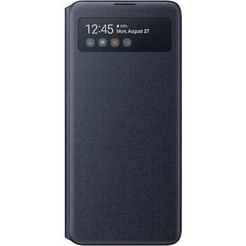 EF-EN770PBE Samsung S-View Pouzdro pro Galaxy Note 10 Lite Black (EU Blister)