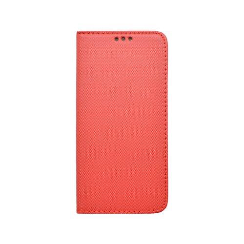Knižkové puzdro Samsung Galaxy A70 červené vzorované