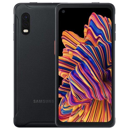 Samsung Galaxy Xcover Pro G715 Dual SIM, Tmavo-strieborný - SK distribúcia