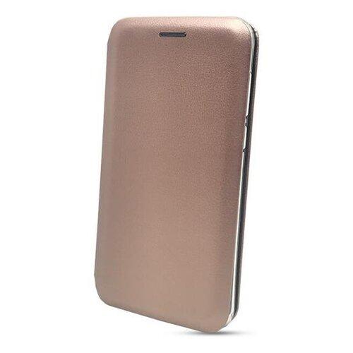 Puzdro Elegance Book LG K40s - zlato-ružové