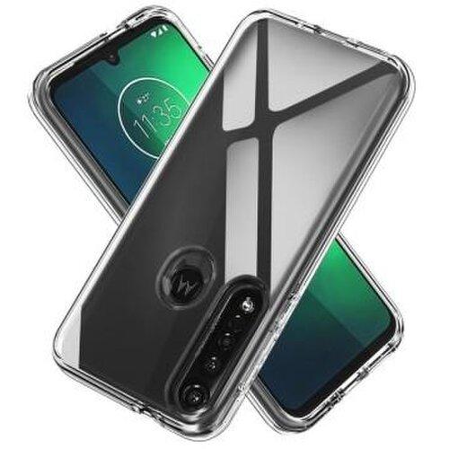 Puzdro NoName TPU Motorola G8 Power - transparentné