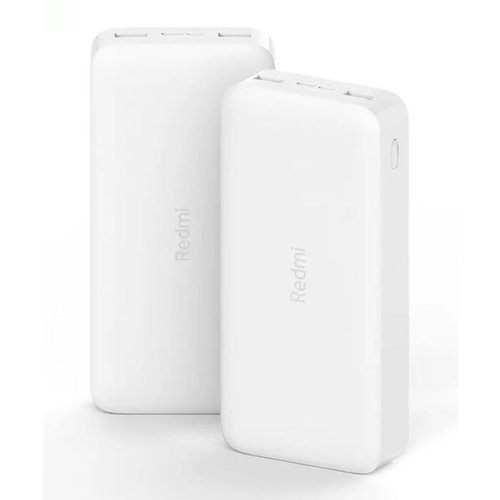 Power Bank Redmi 20000mAh 18W Fast Charge Biely