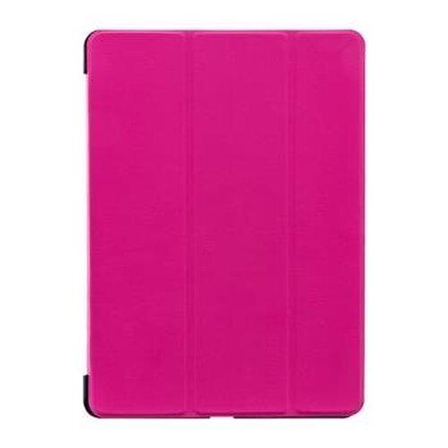 Tactical Book Tri Fold Pouzdro pro Samsung T510/T515 Galaxy TAB 2 2019 Pink
