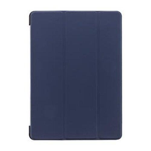 Tactical Book Tri Fold Pouzdro pro Samsung T510/T515 Galaxy TAB 2 2019 Navy