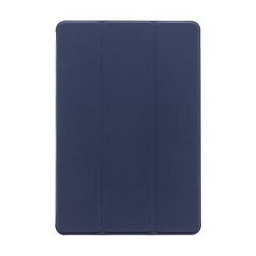 Tactical Book Tri Fold Pouzdro pro Samsung T510/T515 Galaxy TAB 2 2019 Blue