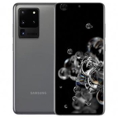 Samsung Galaxy S20 Ultra 5G 16GB/512GB G988 Dual SIM, Sivá