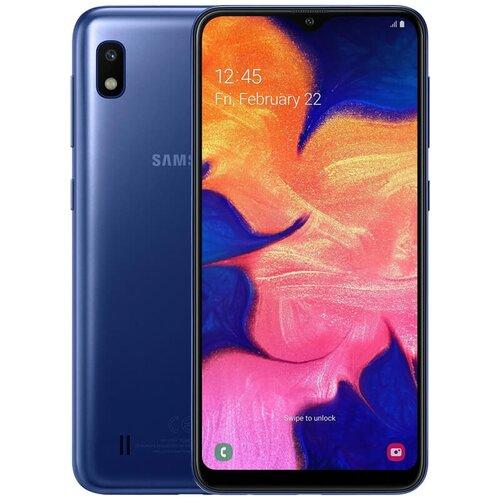 Samsung Galaxy A10 2GB/32GB A105 Dual SIM, Modrá - SK distribúcia