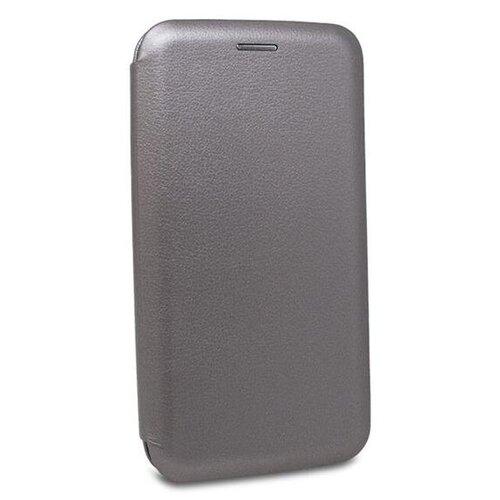 Puzdro Elegance Book Samsung Galaxy A71 A715 - sivé