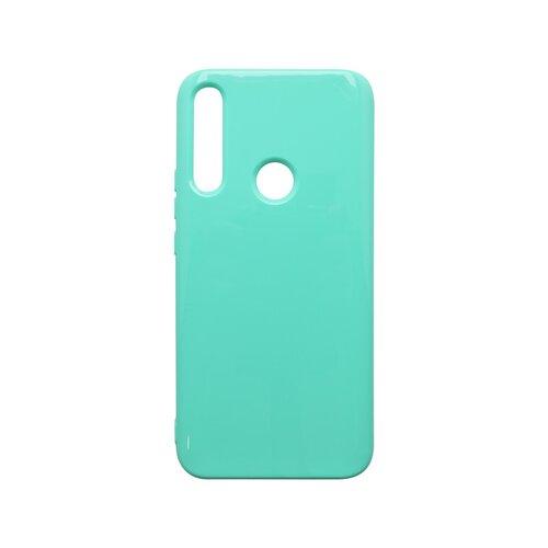 Silikónové puzdro Candy Huawei P Smart Z tyrkysové
