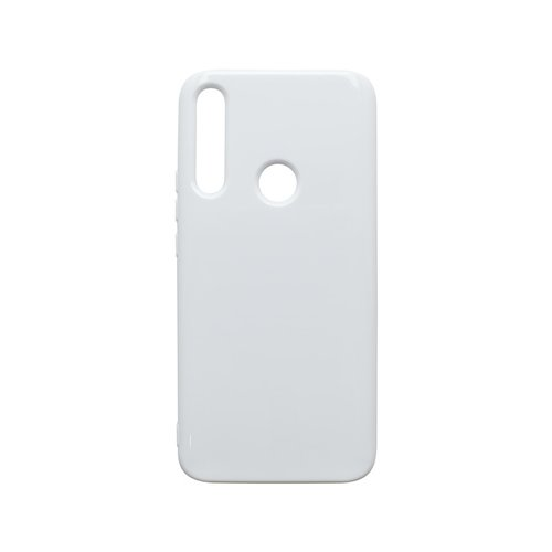 Silikónové puzdro Candy Huawei P Smart Z biele