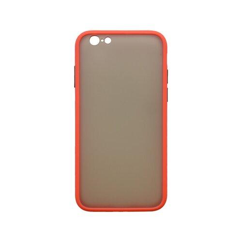 Plastové puzdro Season iPhone 6 červené