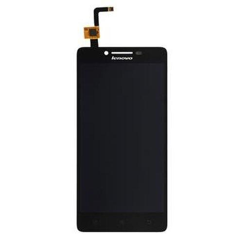 Lenovo A6000/A6010 - LCD Displej + Dotyková Plocha - Čierny
