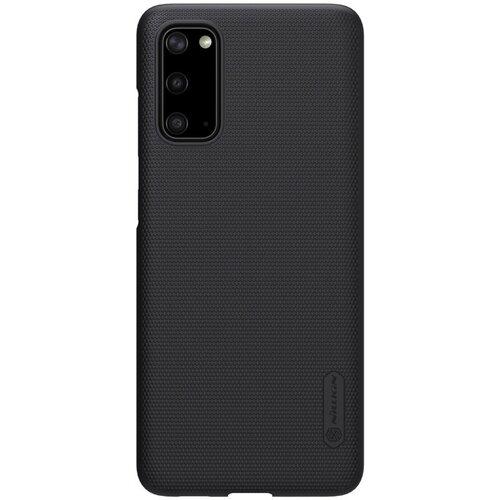 Nillkin Super Frosted Zadní Kryt pro Samsung Galaxy S20 Black
