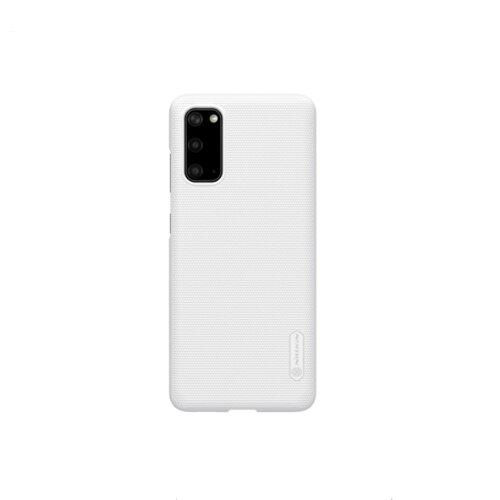 Nillkin Super Frosted Zadní Kryt pro Samsung Galaxy S20 White