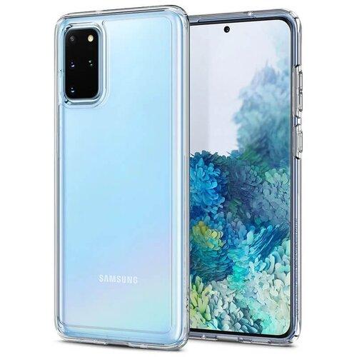 Puzdro Spigen Ultra Hybrid Samsung Galaxy S20+ G985 - crystal clear