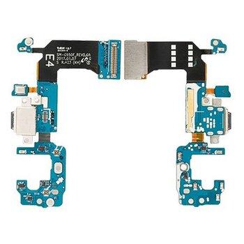 Samsung Galaxy S8 G950F - Flex Kábel Konektora Nabíjania + Mikrofón + Nabíjací Konektor