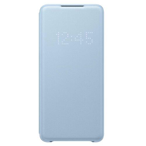 Samsung EF-NG985PL LED View cover pre Galaxy S20+, modré