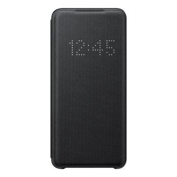 EF-NG980PBE Samsung LED S-View Pouzdro pro Galaxy S20 G980 Black (EU Blister)