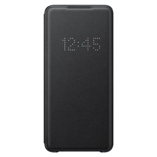 EF-NG988PBE Samsung LED S-View Pouzdro pro Galaxy S20 Ultra G988 Black (EU Blister)