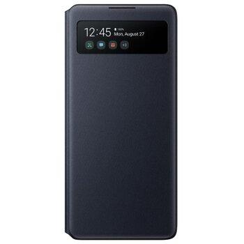 EF-EG770PBE Samsung S-View Pouzdro pro Galaxy S10 Lite Black (EU Blister)