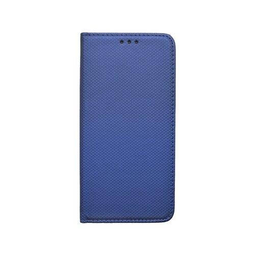 Knižkové puzdro Samsung Galaxy A51 tmavomodré, vzorované
