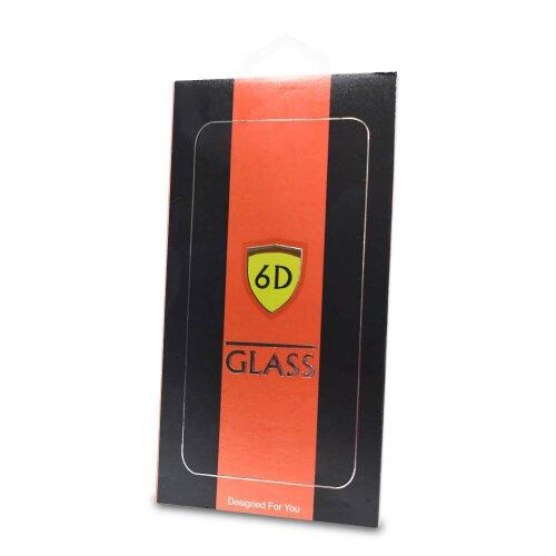 Ochranné sklo 6D Glass 9H Huawei Y5 2019/Honor 8S celotvárové (full glue) - čierne