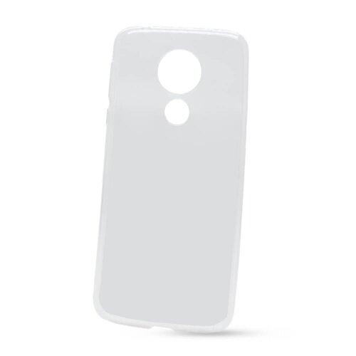 Puzdro NoName TPU Ultratenké 0,3mm Motorola Moto G7 Power - transparentné