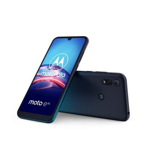 Motorola Moto E6s 2GB/32GB Dual SIM, Modrý - SK distribúcia